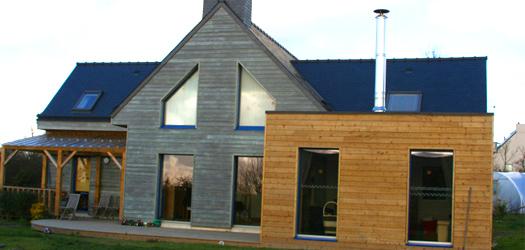 hisseo charpente bretagne chantier ossature bois. Black Bedroom Furniture Sets. Home Design Ideas